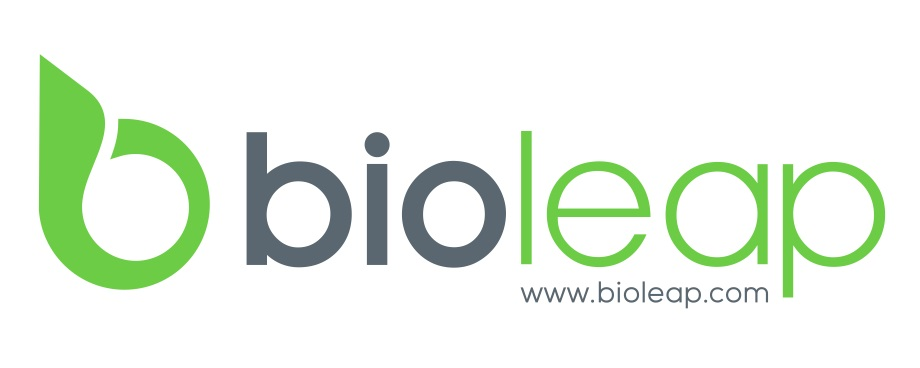 bioleap horizontal with domain